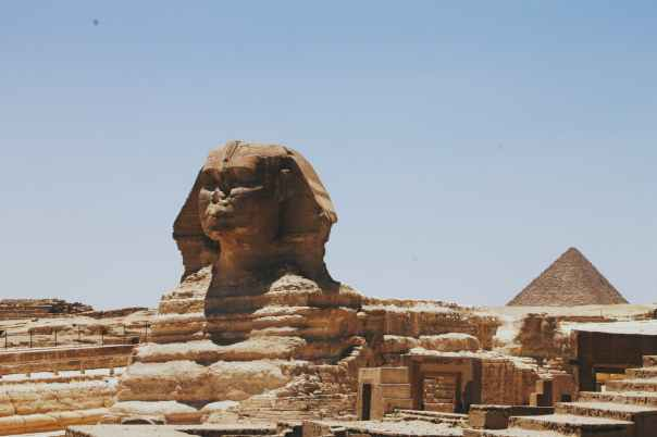 great sphynx of giza egypt